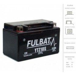 Akumuliatorius FULBAT  8.6 Ah 190 A EN 12V