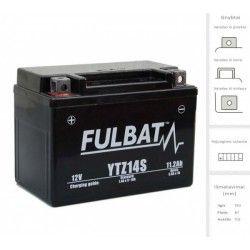 Akumuliatorius FULBAT  11.2 Ah 230 A EN 12V