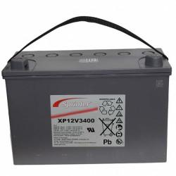 Akumuliatorius GNB (EXIDE) 105 Ah 12V