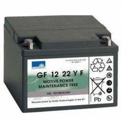 Akumuliatorius GNB (EXIDE) 24 Ah 12V