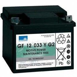 Akumuliatorius GNB (EXIDE) 38 Ah 12V