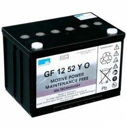 Akumuliatorius GNB (EXIDE) 60 Ah 12V