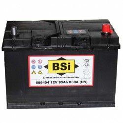 Akumuliatorius BSI 95 Ah 830A EN 12V