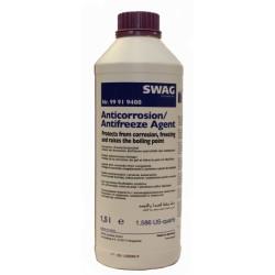 Antifrizo koncentratas violetinis 1,5l SWAG