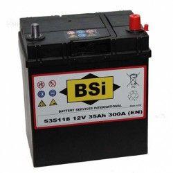 Akumuliatorius BSI 35 Ah 330 A EN 12V