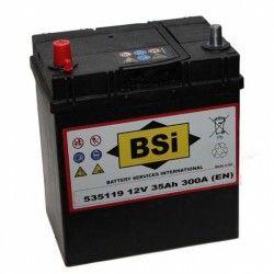 Akumuliatorius BSI 35 Ah 300 A EN 12V