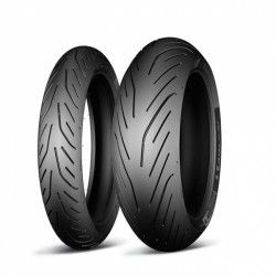 Padangos MICHELIN Pilot Power 3 Rear 75 W