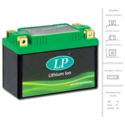 Akumuliatorius LANDPORT  72Wh 330 A EN 12V