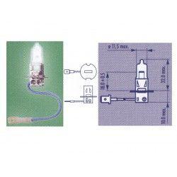Lemputė NARVA  55W 12V PK22s H3