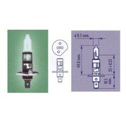 Lemputė NARVA  55W 12V P14,5s H1
