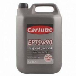 CARLUBE EP75W/90 4.55L F/S transmis.alyva CARLUBE  75W/90 Sintetinė Mechaninei pavarai 4,55 l