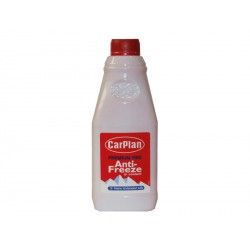 Antifrizo koncentratas raudonas (-72°C) 1l CARPLAN