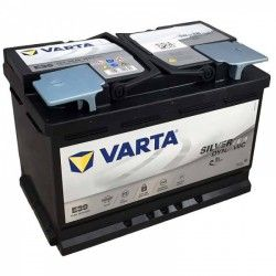 Akumuliatorius VARTA 70 Ah 760 A EN 12V AGM