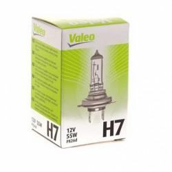 Lemputė VALEO  55W 12V PX26d H7 Essential