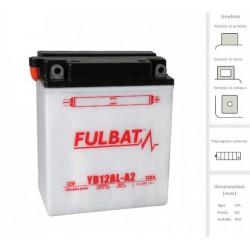 Akumuliatorius FULBAT  12 Ah 12V