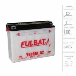 Akumuliatorius FULBAT  16 Ah 12V