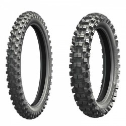 Padangos MICHELIN Starcross 5 MEDIUM R 62 M