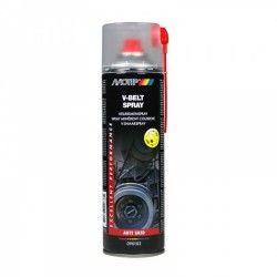 """Trapecinių dirželių purškiklis """"V-Belt Spray"""" 500ml MOTIP"""