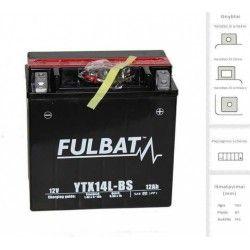 Akumuliatorius FULBAT  12 Ah 200 A EN 12V