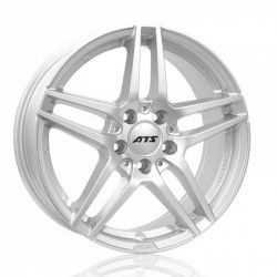 Ratlankis ATS Antares Silver 7.0x17 ET40 5/112 57.1 ATS 40