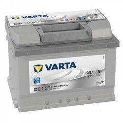 Akumuliatorius VARTA 61 Ah 600 A EN 12V