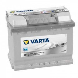Akumuliatorius VARTA 63 Ah 610 A EN 12V
