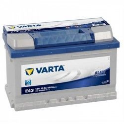 Akumuliatorius VARTA 72 Ah 680 A EN 12V