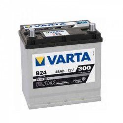 Akumuliatorius VARTA 45 Ah 300 A EN 12V
