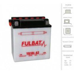 Akumuliatorius FULBAT  11 Ah 12V