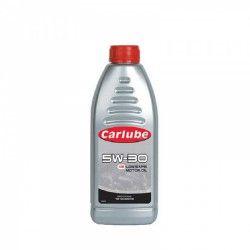 Alyva CARLUBE LONGLIFE VW CARLUBE  5W/30 Sintetinė Varikliams 1L