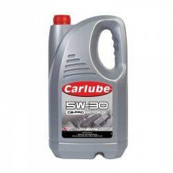 Alyva CARLUBE LONGLIFE VW CARLUBE  5W/30 Sintetinė Varikliams 5l