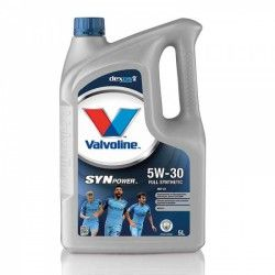 Alyva Synpower MST C3 VALVOLINE 5W/30 Sintetinė Varikliams 5 l