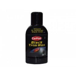 Juodos spalvos bamperių vaškas 375ml CARPLAN