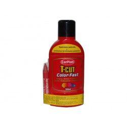 Polirolis T-CUT šviesiai raudonas 500ml CARPLAN