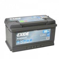 Akumuliatorius EXIDE 85 Ah 800 A EN 12V