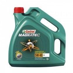 Alyva Magnatec Diesel CASTROL 5W-40 Sintetinė Varikliams 4 l