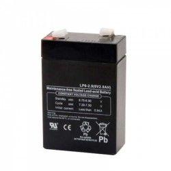 Akumuliatorius VRLA 2.8 Ah 6V AGM