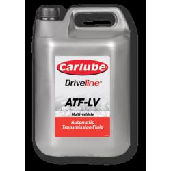 ATF-LV DRIVELINE 4.55L CARLUBE alyva CARLUBE  Sintetinė Automatinei pavarai 4.55 L