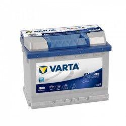Akumuliatorius VARTA 60 Ah 650 A EN 12V
