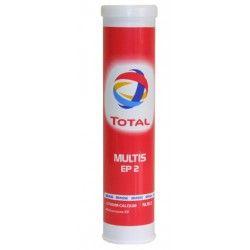 Tepalas Multis EP2 TOTAL Plastinė Guoliams 0.4kg