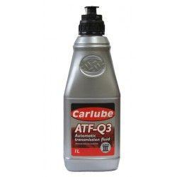 DEXRON III ATF-Q3 1L CARLUBE alyva CARLUBE  ATF-Q39(Dexron-III) Mineralinė Automatinei pavarai 1 l