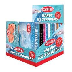 Ledo gremžtukas Credit Card CARPLAN