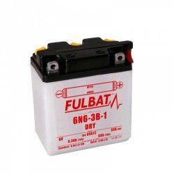 Akumuliatorius FULBAT  6.3 Ah 50 A EN 6V