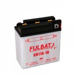 Akumuliatorius FULBAT  11.6 Ah 95A EN 6V