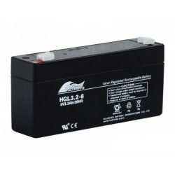 Akumuliatorius VRLA 3.2 Ah 6V AGM
