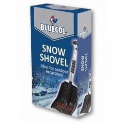Kastuvas sniego BLUECOL CARPLAN