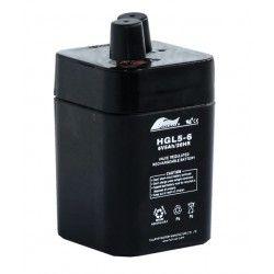 Akumuliatorius VRLA 5 Ah 6V AGM