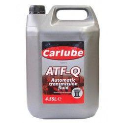 Dexron II 4,55L CARLUBE alyva CARLUBE  Mineralinė Mechaninei pavarai 4,55 l