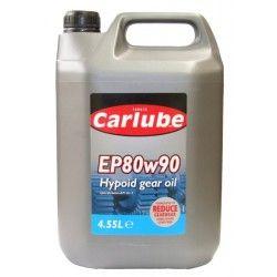 CARLUBE alyva CARLUBE  80W/90 Mineralinė Mechaninei pavarai 4,55 l