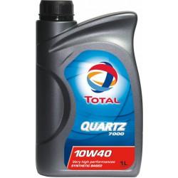 Alyva Quartz 7000 TOTAL 10W/40 Pusiau sintetinė Varikliams 1 l